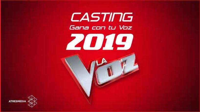 Casting La Voz 2019