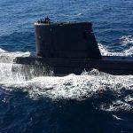 Puertas abiertas para visitar el submarino Mistral