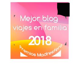 Premio viajes en familia 2018