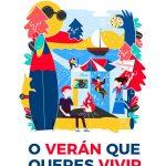 Campamentos de verano de la Xunta de Galicia