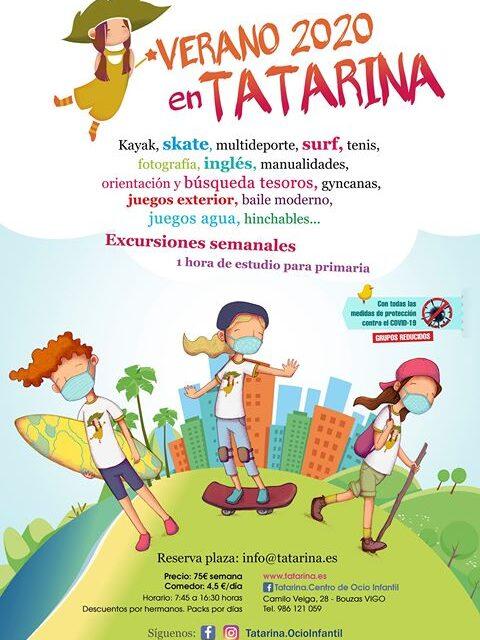 Campamento de verano Tatarina