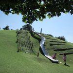 Parque de Eiris: 🥇el mejor parque infantil de A Coruña celebra el día de la familia