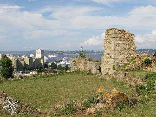 Castillo de Eirís