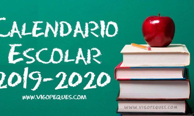 🥇 Calendario escolar de Galicia 2019-2020