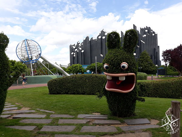 Futuroscope: el parque de atracciones del futuro en Francia
