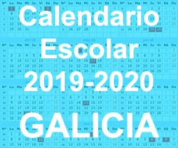 Calendario Laboral 2020 Galicia Doga.Calendario Escolar De Galicia 2019 2020 Vigopeques