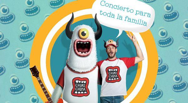 Conciertos de Castrelos: programación infantil