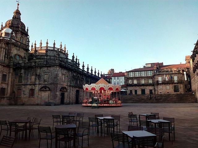 Fiestas en Santiago de Compostela 2019