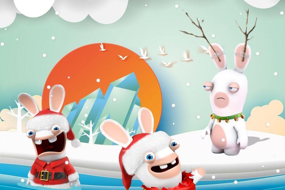 Futuroscope: en Navidad niños gratis!