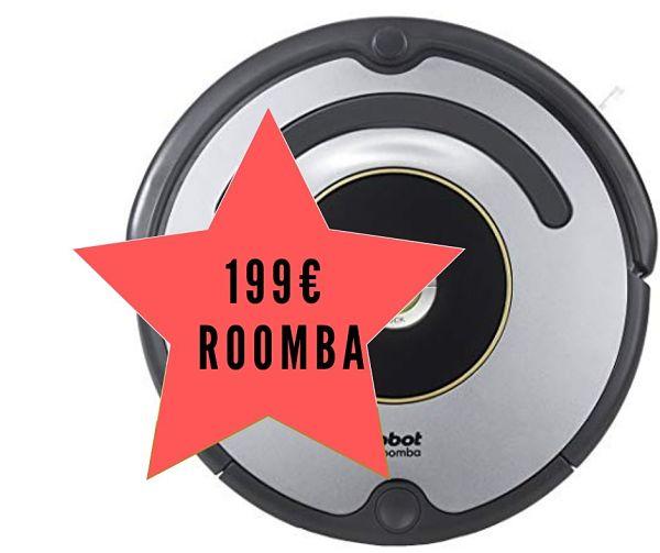 Oferta de Roomba: la aspiradora de las familias ocupadas.