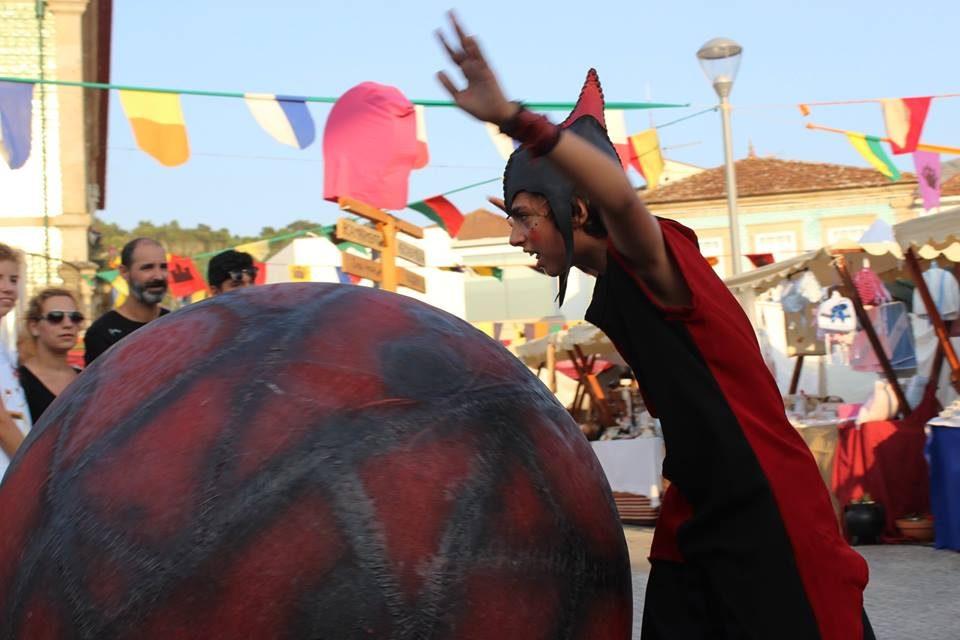 Festa da historia en Vila Nova de Cerveira