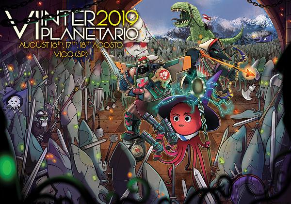 Evento friki en Vigo, el Interplanetario