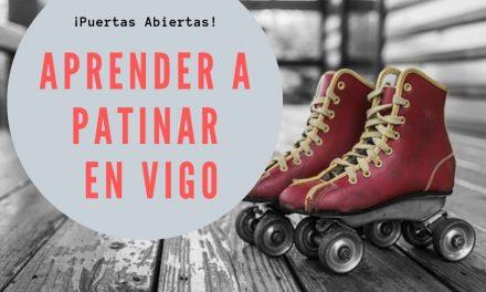 Patinaje en Vigo. Jornada de puertas abiertas