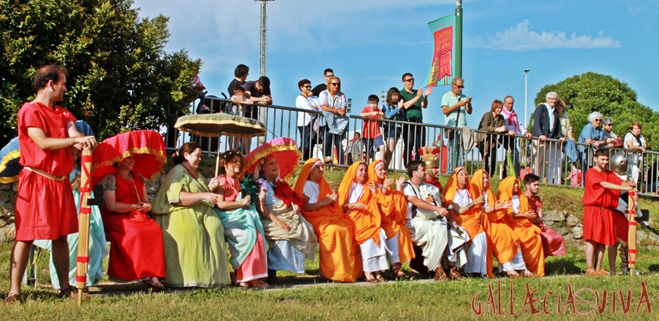 A Coruña celebra su herencia romana