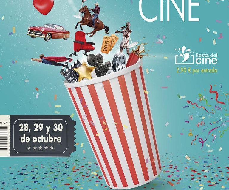 Comienza la Fiesta del Cine