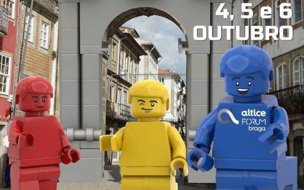 Braga Brick Fan: la mayor exposicion de Lego regresa a Portugal