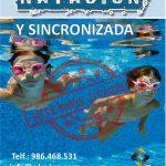 Natación , sincronizada o salvamento deportivo en el CUVI