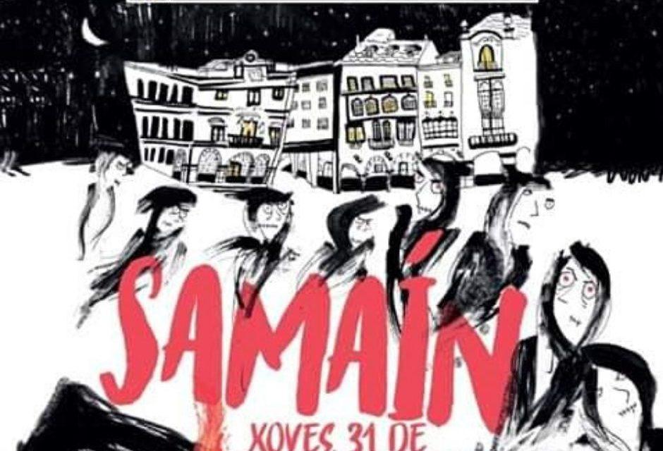 Samain y magostos en Ourense