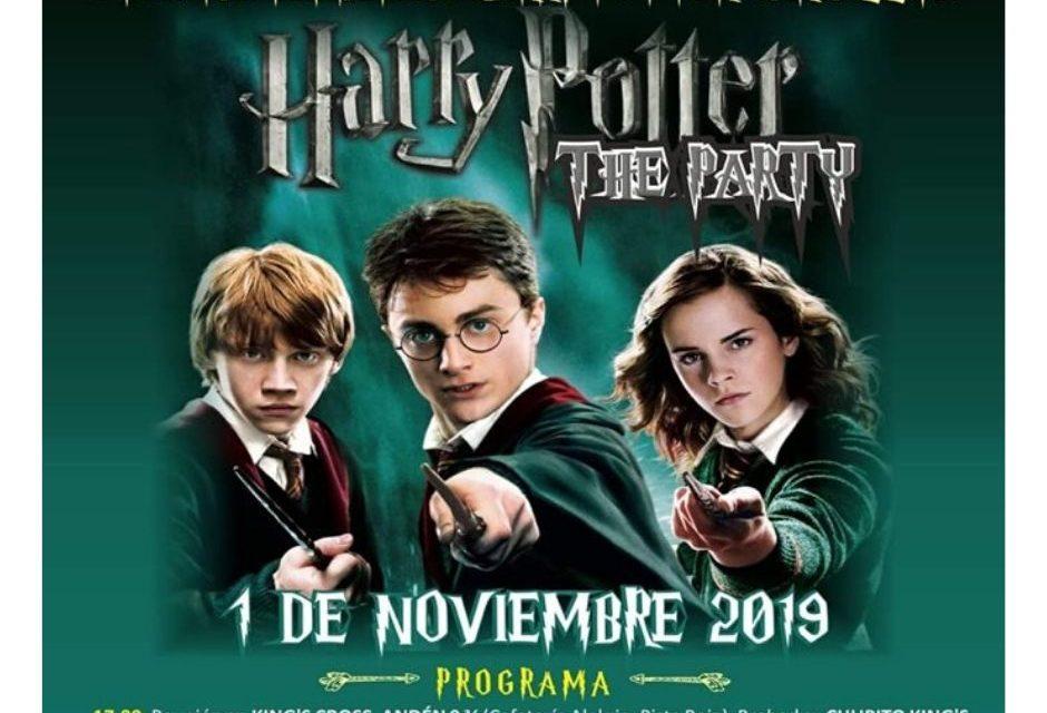Fiesta Harry Potter para todos los públicos