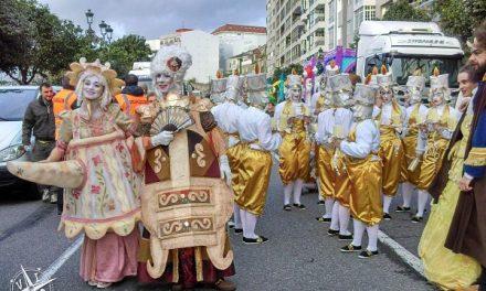 La cabalgata de Reyes de Vigo cambia su recorrido habitual
