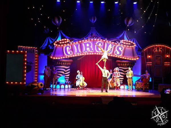 Circlassica: el circo de Emilio Aragón en Vigo