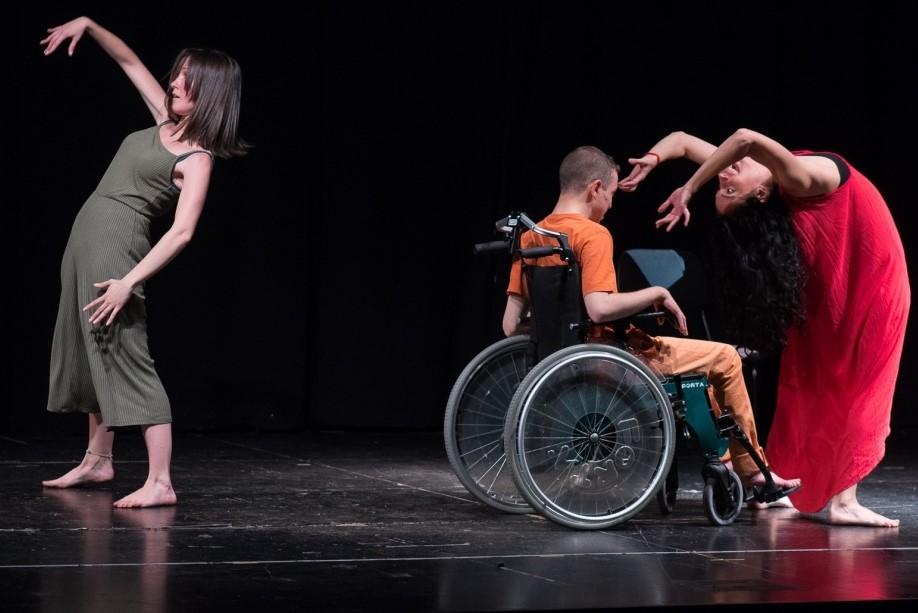 Festival inclusivo de arte y discapacidad en Vigo
