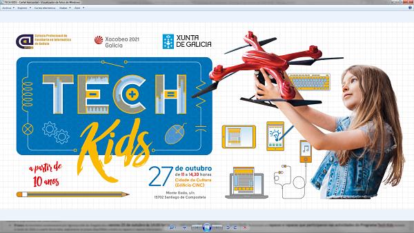 Tech Kids: talleres de robótica y drones gratuitos para niños