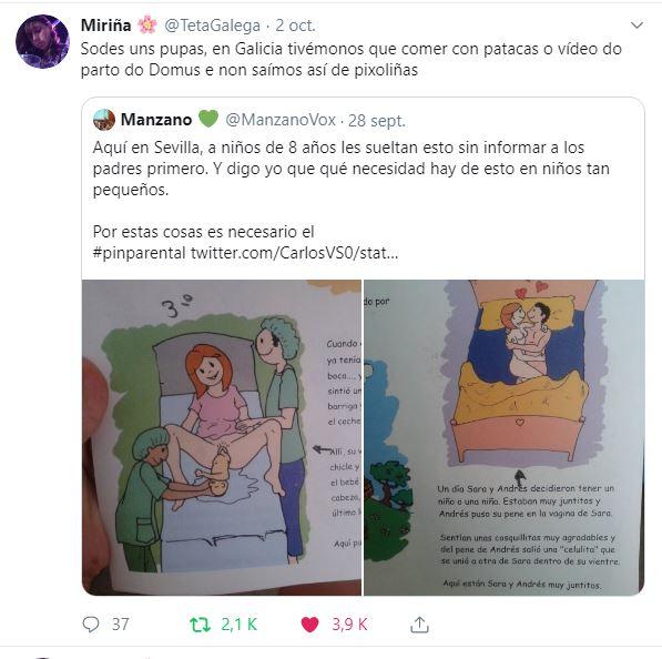 El video que traumatizó a los niños gallegos se vuelve viral