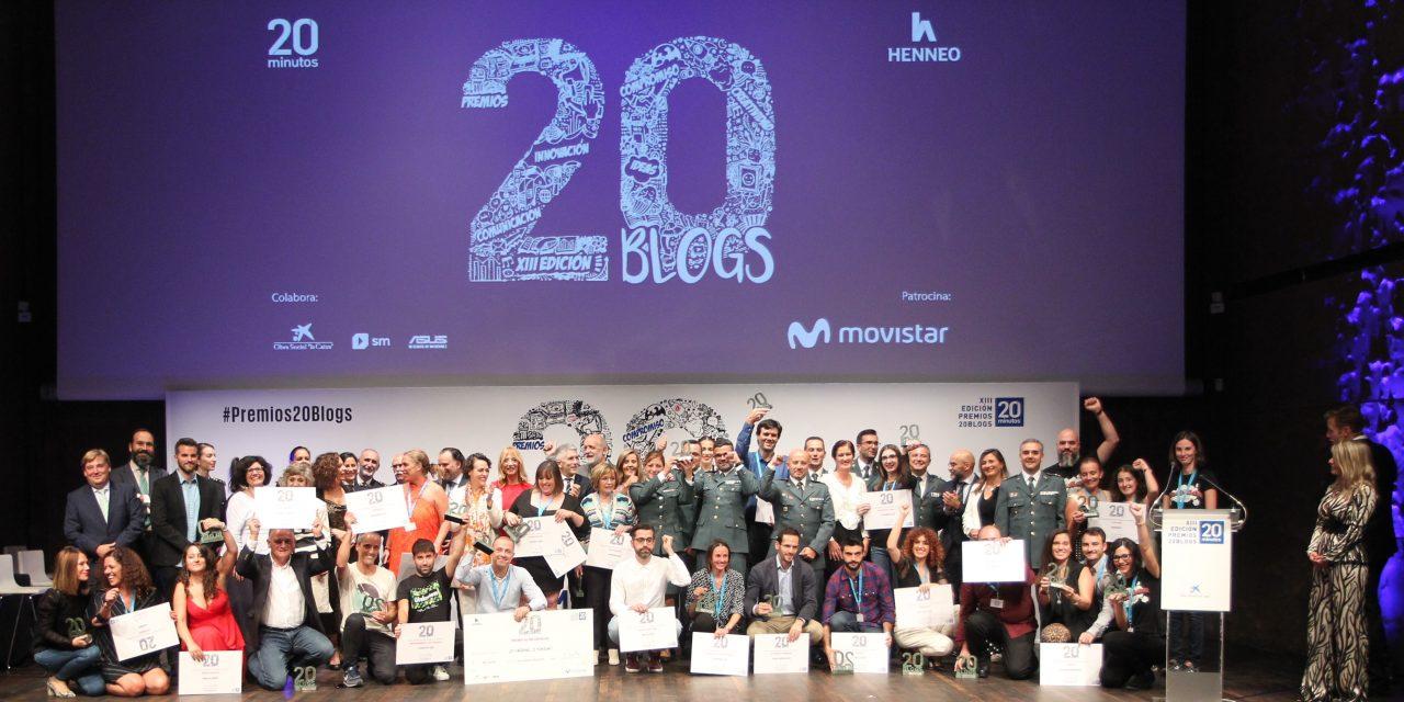 Vigopeques ganador del premio de 20 minutos en «Tu ciudad»