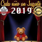 Cada niño un juguete 2019: se abre la campaña de recogida de juguetes
