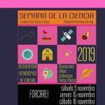 Semana de la ciencia con niños en Galicia