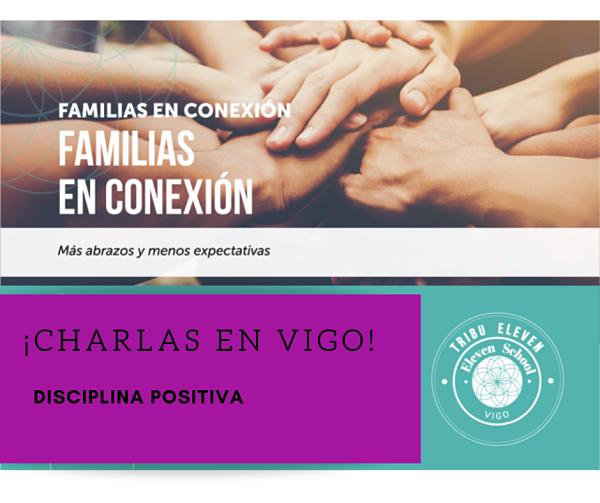 Tribu Eleven: charlas de pedagogía Montessori y disciplina positiva