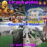 Capital do Natal, ¿ Realidad o ficción?