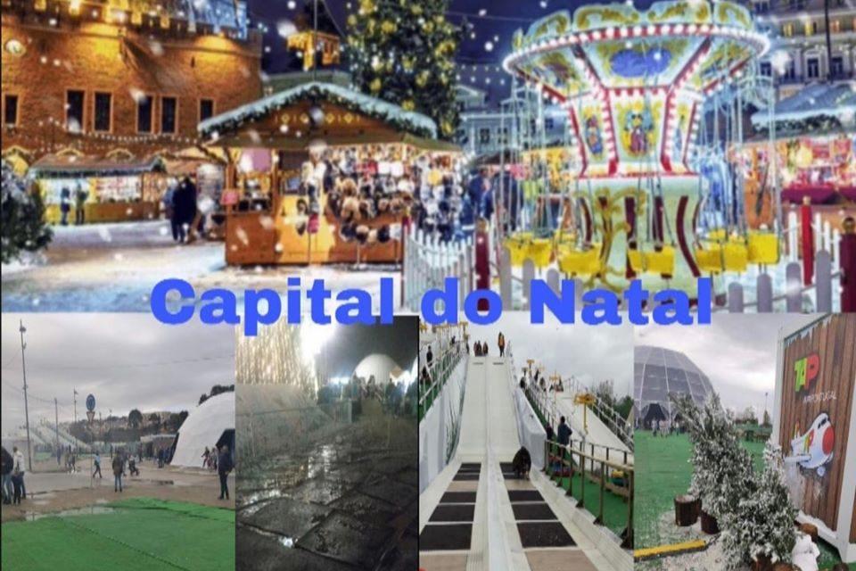 Capital do Natal, ¿ Realidad o ficción?