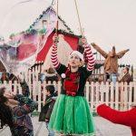 Wonderland: Parque de Navidad en Lisboa