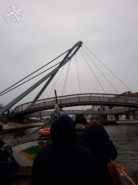 Puente circular de Aveiro