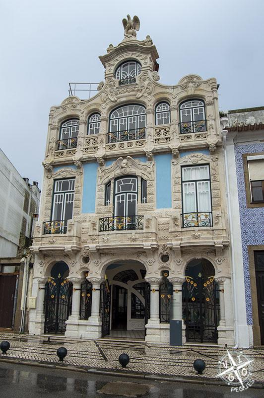 Museo de Arte Nova en Aveiro