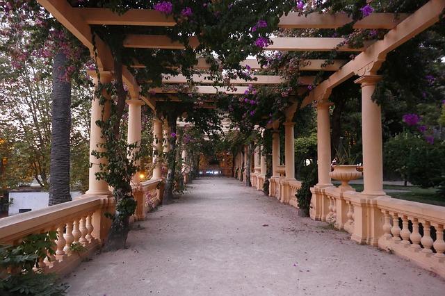 Jardim do Rossio en Aveiro