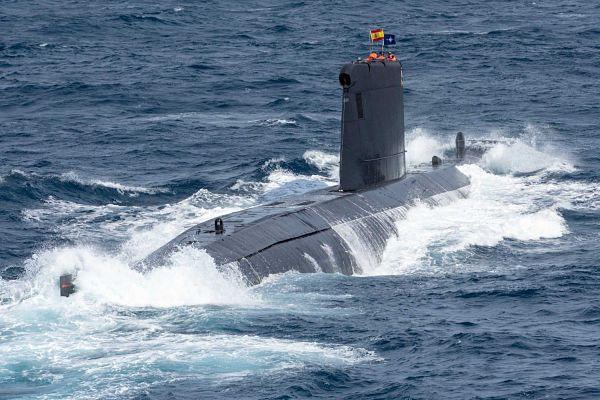 El submarino Tramontana abre sus puertas al público