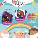 Bicos de Papel: Festival Solidario contra el Cáncer Infantil.