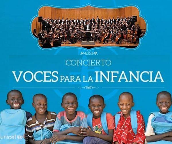 Concierto Coral Casablanca, con Coro Peques y Juvenil, a favor de Unicef