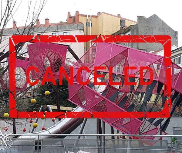 El Concello de Vigo cierra parques y mercadillos