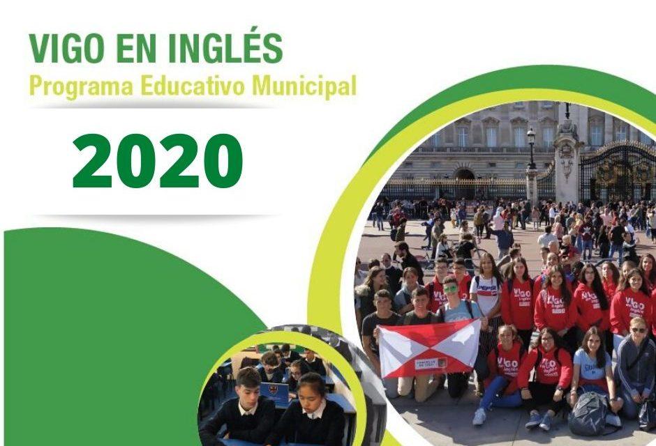 Vigo en inglés 2020: abierto plazo de inscripción