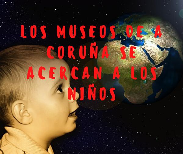 Participamos en las actividades de los Museos de A Coruña desde casa