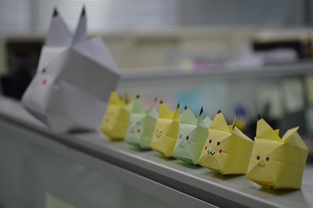 Taller de origami online: casas japonesas