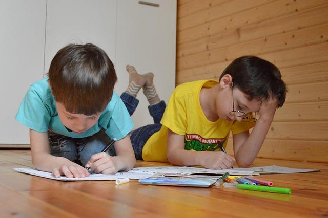 Concurso de dibujo para niños de Pontevedra
