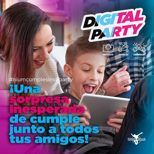 Cumpleaños online para niños gratis
