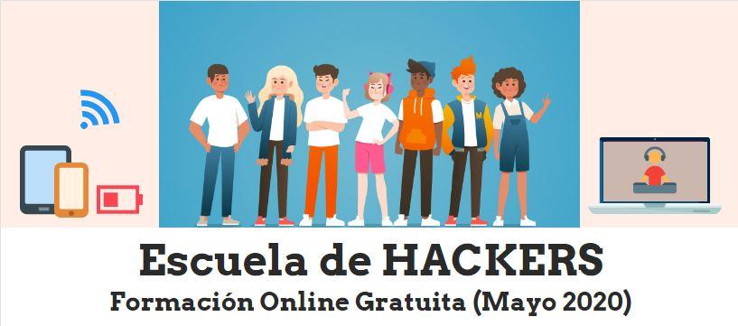 Escuela de Hackers ofrece formación gratuita para adolescentes