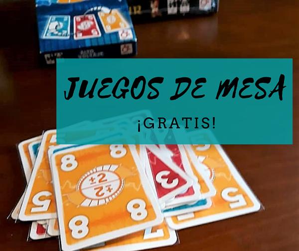 Juegos de mesa gratuitos