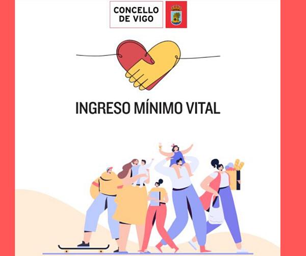 El Concello de Vigo ayudará a solicitar el Ingreso Mínimo Vital
